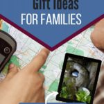 Are you looking for a different type of gift? This list of 60+ experience gift ideas will suit the whole family. #savoringeachomoment #experiencegifts #familymemories #clutterfreegifts