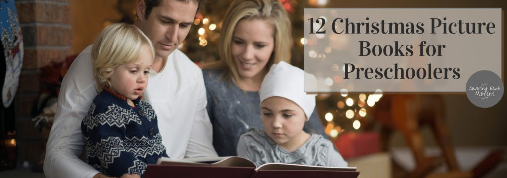 Mom and daughter reading a book together - 12 Awesome Christmas Picture Books for Preschoolers