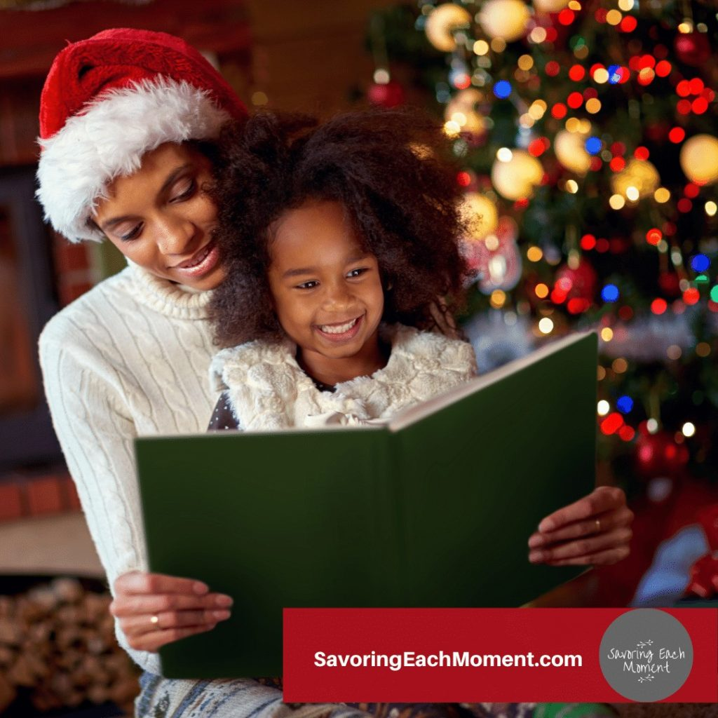 Christmas Picture Books for Preschoolers cover