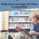 Preschool Reading Activities you can do at Home