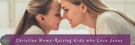 mother and daughter smiling and savoring each moment together